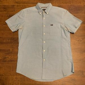 RVCA Slim fit button up